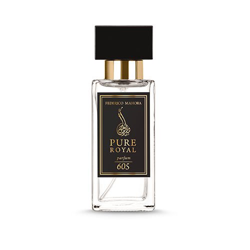 FM 605 PARFUM - PURE ROYAL  COLLECTION